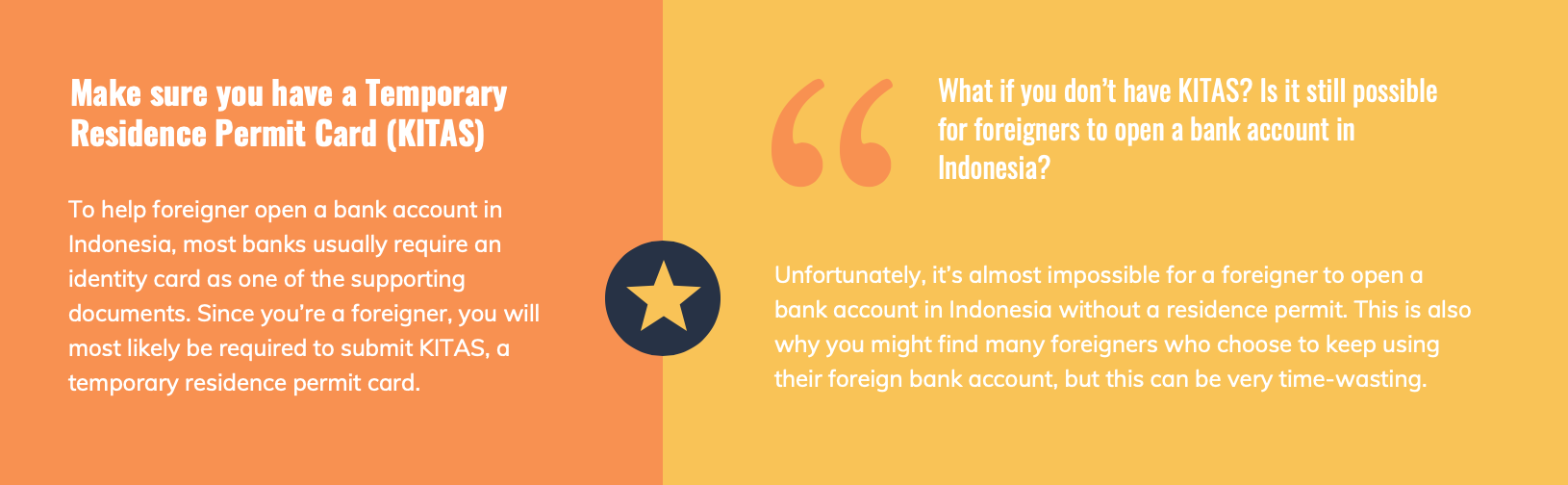 Infographic Foreigner Bank Account Senopati part 2